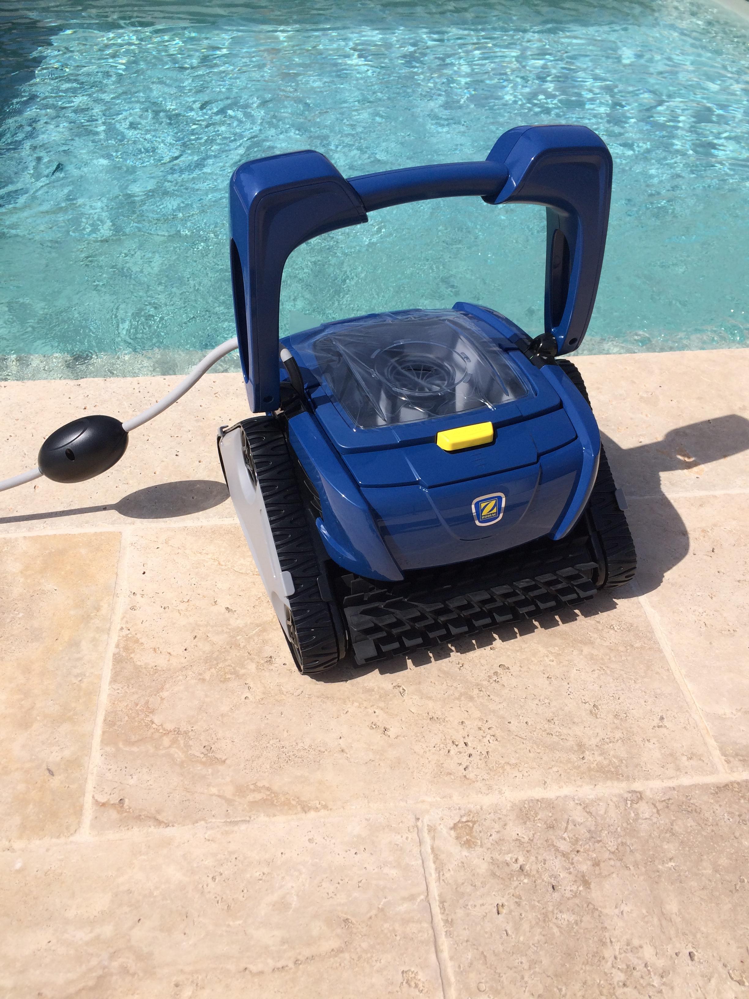 robot de piscine - Avignon et rochefort du gard